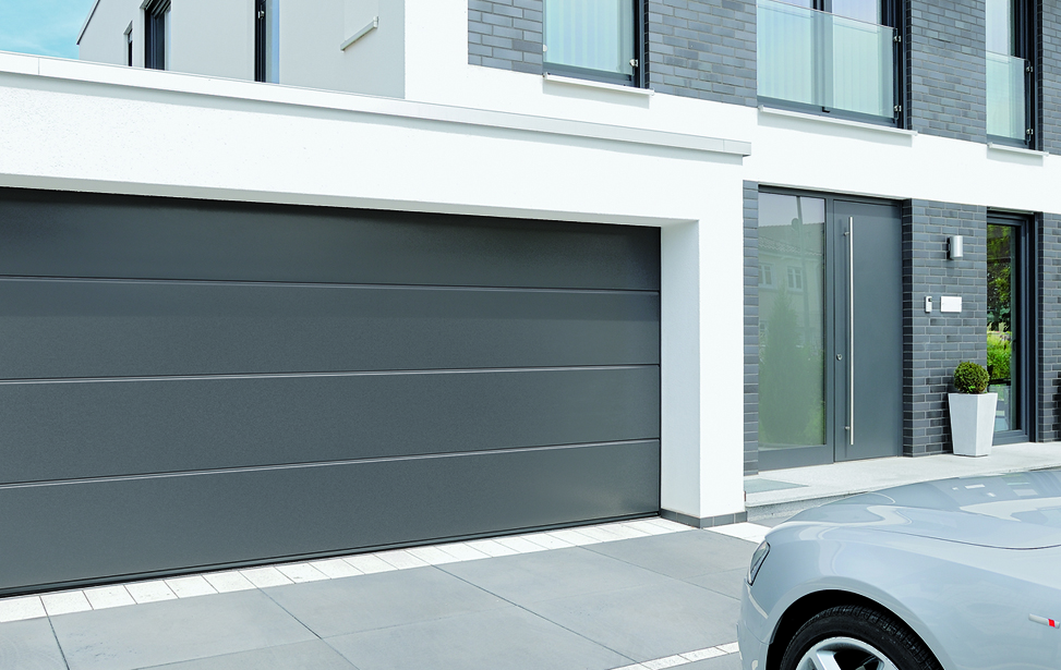 Sectionale poorten nv janssen roger sectionale poorten for Porte de garage sectionnelle sur mesure hormann